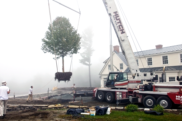 Architectural Landscaping Nh VT